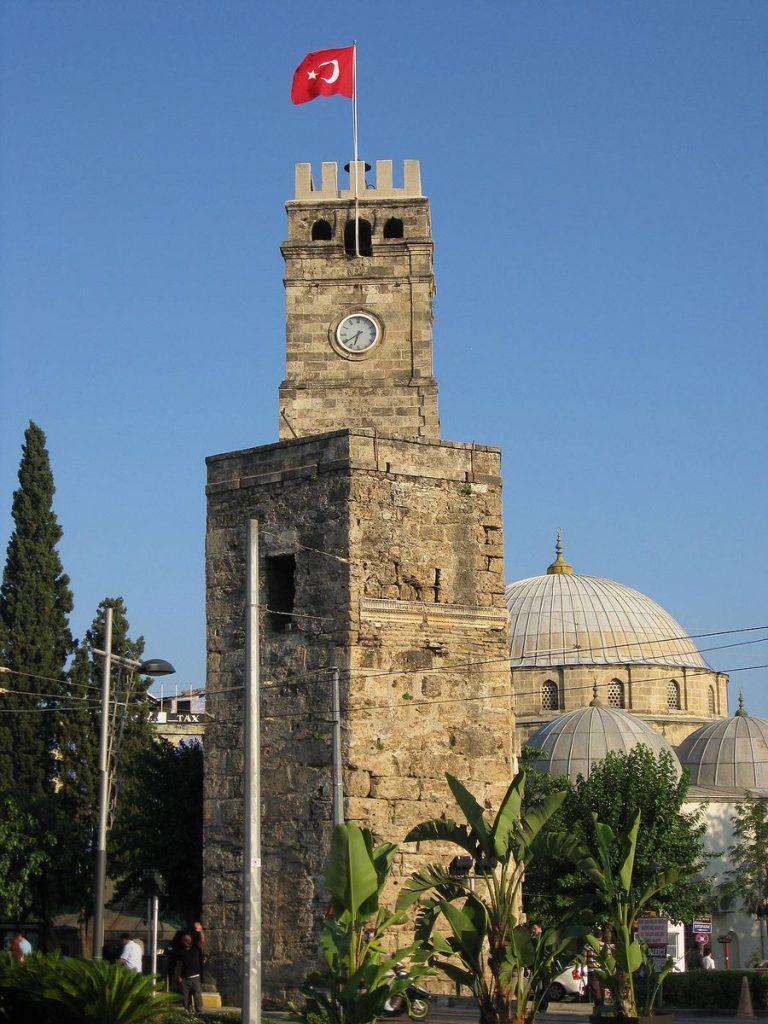 antalya-saat-kulesi