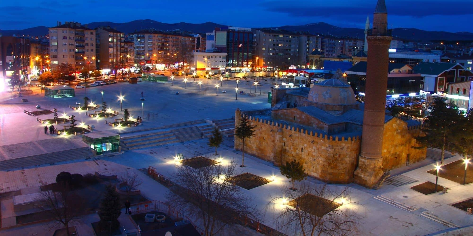 Kırşehir Şehir Rehberi