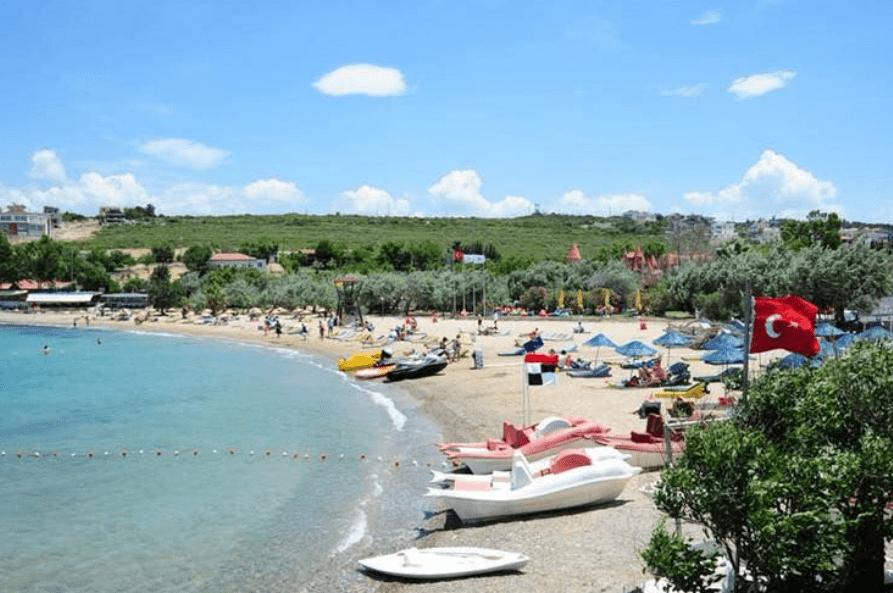 seferihisar-akkum-halk-plajı