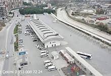 Alibeyköy Cep Otogarı